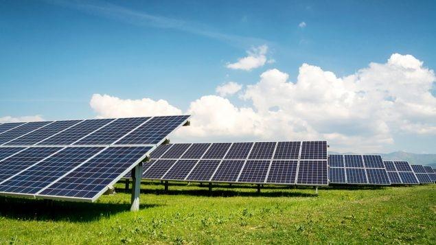 Maxwell Solar Farm